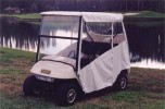 Ezgo/ encloser regenhoes