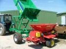 Greentek easy load trailer